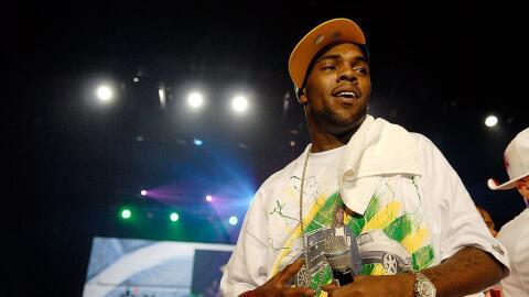 Oakland rapper Keak Da Sneak (born Charles Kente Williams) performs on s...