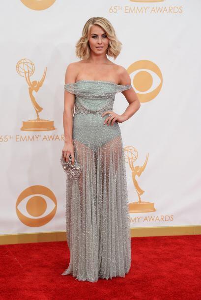 Julianne Hough fue una de las más sensuales de los Emmy gracias a ese es...