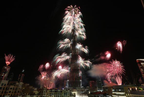 Dubai extraordinario y lujoso.