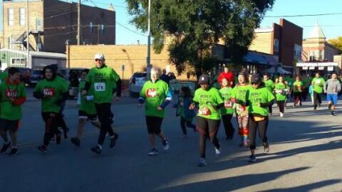 Este año, el tema del maratón serán los superh&eacu...