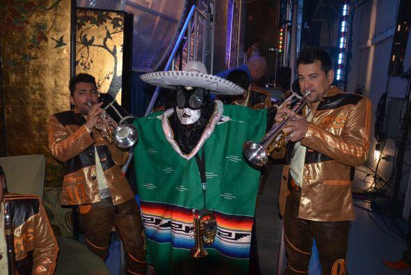 Un Chacal muy a la mexicana.