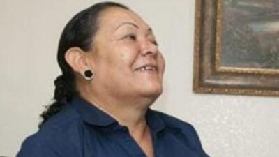 Guadalupe Arreola.