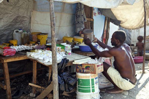 """""""No todos los escombros son lo mismo"""", dijo Michael Zamba, vocero de la..."""