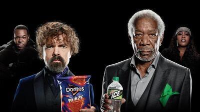 Doritos vs Mountain Dew