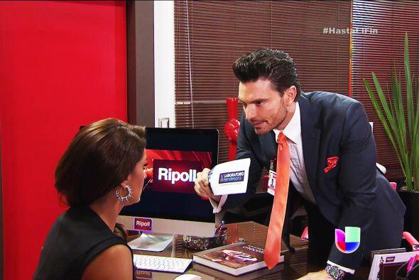 Finalmente descubriste que Sofía no es hija de Octavio Ripoll.