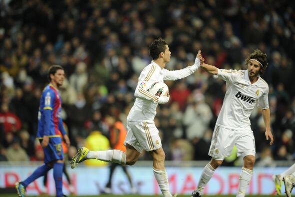 El portugués dejó en claro su contundencia desde los 12 pasos al marcar...
