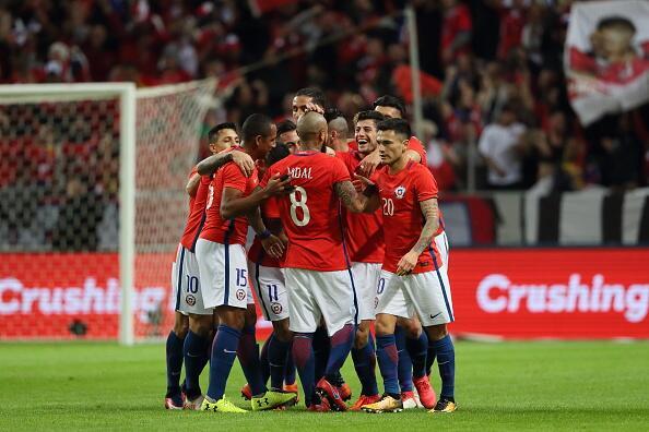 En fotos: Otro rival de México que pierde; Suecia cayó ante Chile 937424...