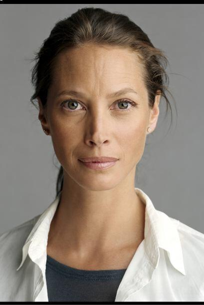 Christy Turlington: Supermodelo mejor conocida por Calvin Klein en repre...