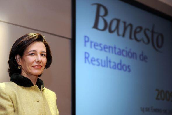 En el puesto 38 de la lista de Forbes aparece la española Ana Patricia B...