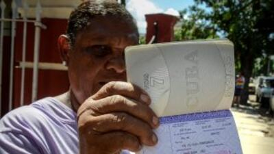 La flexibilización migratoria anunciada por el Gobierno de Raúl Castro c...