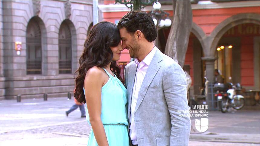 Lucía y Marcelo en el final de 'El color de la pasión' A8BEC1F5D29E4D0AB...