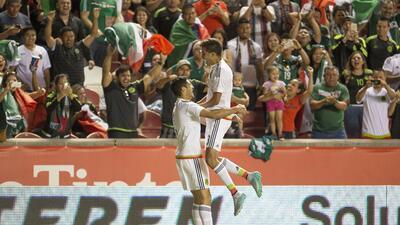 México 3-3 Trinidad: Empate 'molero' para el Tri