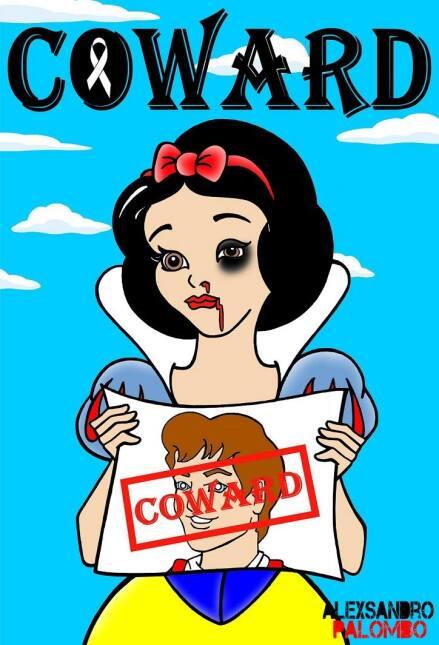 Famosos contra la violencia de género  12291710_764272990367201_76516638...