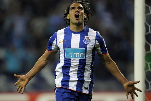 De este modo, Falcao sumó su gol número 12 en el torneo, del que es el l...