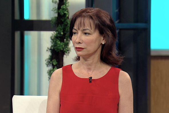 Por su parte la psicóloga clínica Cristina Pozo Kaderman explicó el temo...