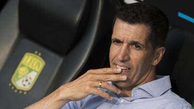 Gustavo Díaz ya no es el director técnico de León