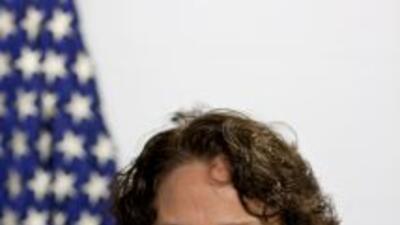 Cecilia Muñoz, directora del Consejo de Política Pública Doméstica de la...