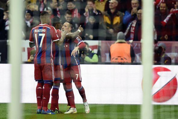 El conjunto de Guardiola dio muestra de su poderio ante unos ucraniano q...