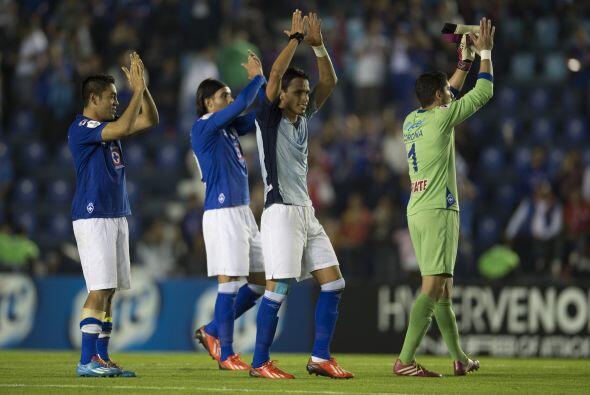 El goleo favorece a la Máquina  Los celestes tienen 20 goles anotados, c...
