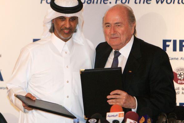 La FIFA recibiría con agrado un Mapamundi gigante para ver donde queda r...