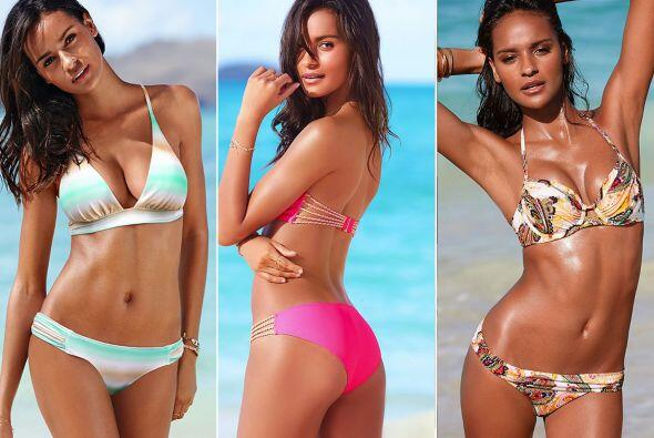 Gracie Carvalho sesion fotos Victoria's Secret
