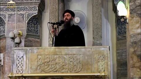 Gobierno ruso asegura haber abatido al líder de Estado Islámico, Abu Bak...