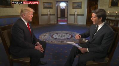 """Donald Trump: """"La construcción del muro comenzará en unos meses"""""""