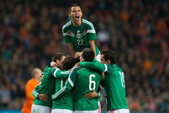 A nivel continental esperamos tener una gran Copa Oro con una final entr...