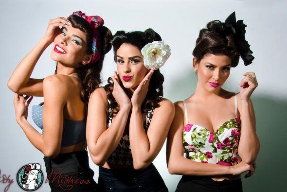 Alejandra Espinoza, Vanessa De Roide y Ana Patricia González se unieron...