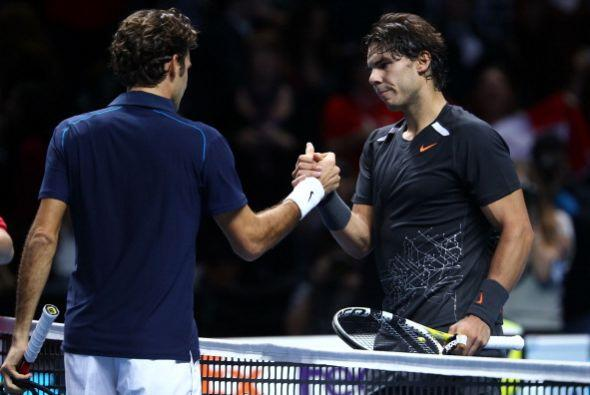 En los encuentros que sostuvo ante Rafael Nadal en 2011, los números fav...