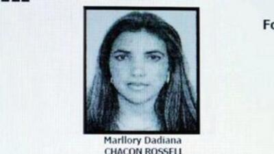 Marllory Dadiana Chacón Rossell, alias la 'Reina del Sur'.