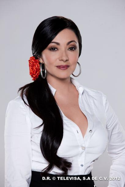 "Paty Díaz es Mirna, la gerenta de ""Ay Jalisco no te rajes"", el bar donde..."