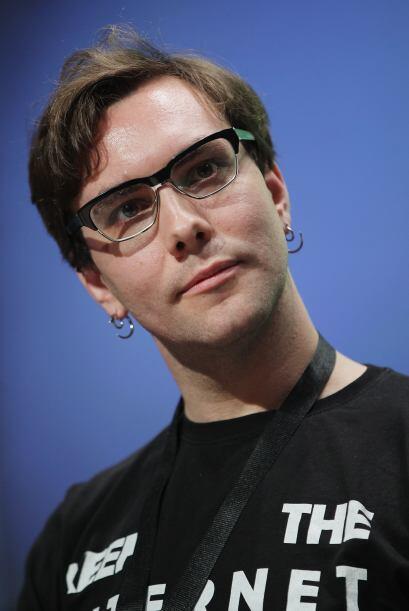 Jacob Appelbaum: Es el fundador de Tor Project, la organización q...