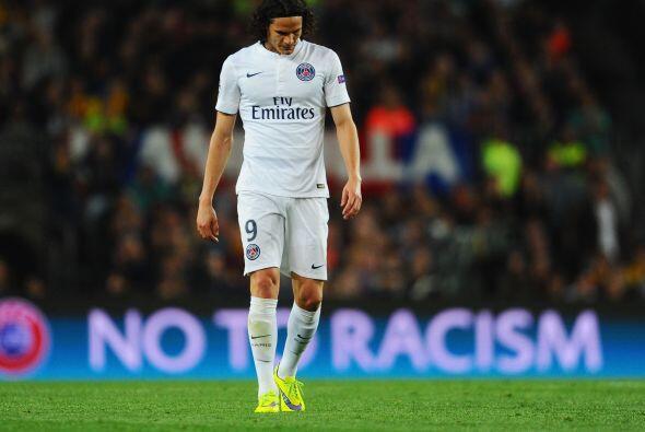 Nuevamente el PSG fue eliminado por el equipo español en Champions League.