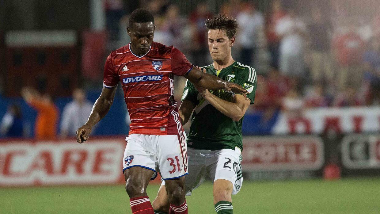 FC Dallas lo dio vuelta ante Portland con dos goles en dos minutos.