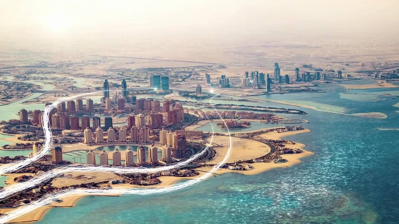 Este es el diseño del impresionante Al Thumama, el sexto estadio para el...
