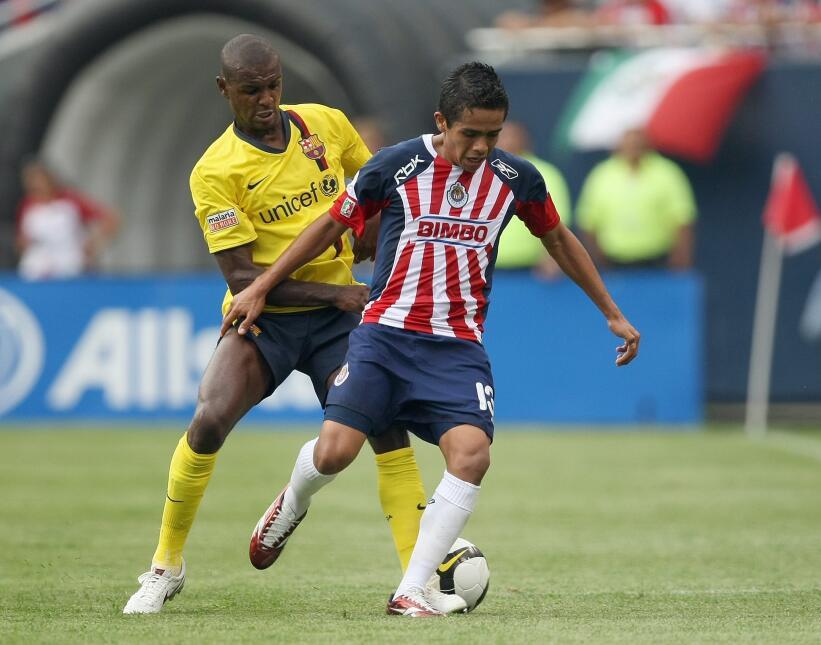 El 'Gauchito' Sergio Ávila iba en ascenso con las Chivas, pero u...