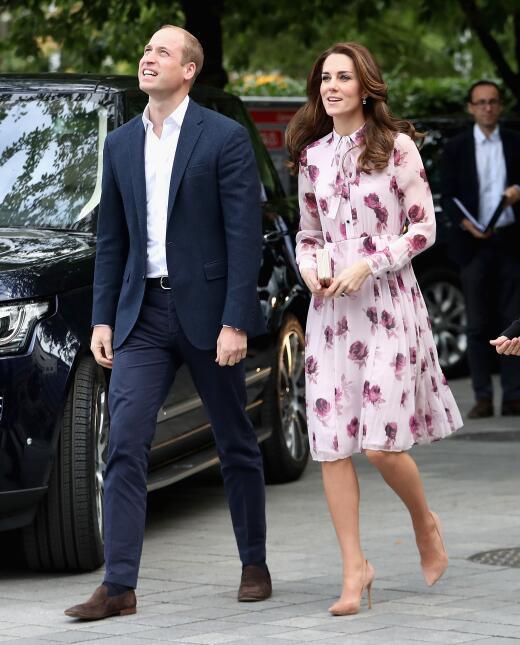 Los 50 mejores vestidos que usó Kate Middleton en 2016 GettyImages-61373...