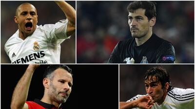 El selecto grupo de los 1000 partidos: Casillas, Raúl, Buffon, Shilton y otros cracks