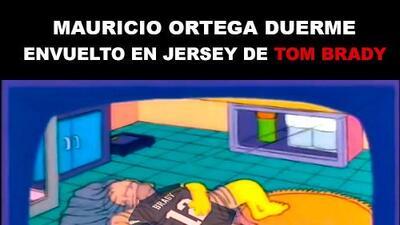 Los mejores memes del robo del jersey de Tom Brady