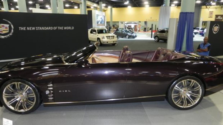 El nuevo Cadillac Ciel cuenta con un potente motor híbrido de 425 caball...