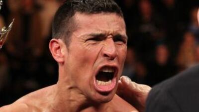 Sergio 'Maravilla' Martínez, campeón medio del Consejo Mundial de Boxeo,...