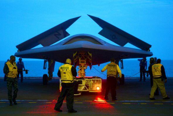 La Marina tiene en operación otros dos aparatos no tripulados, el ScanEa...