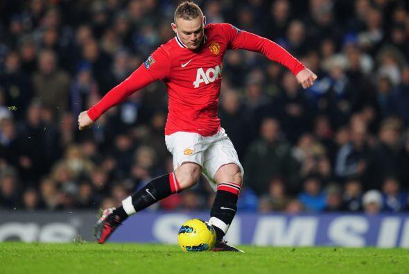 Pero, aunque usted no lo crea, el United comenzó su remontada al minuto...
