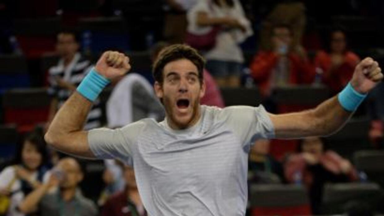 El argentino se mete a la final del Masters de Shanghai.