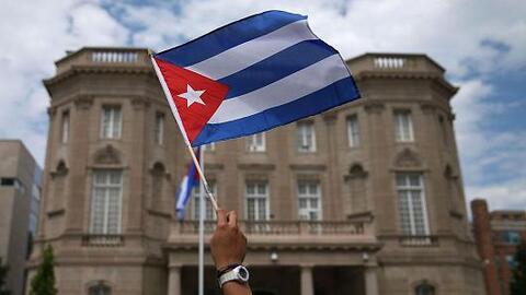 Cuban embassy, Washington DC