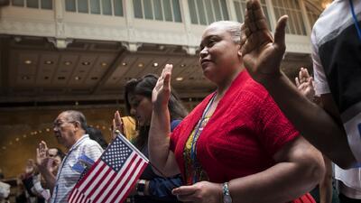 La importancia de hacerse ciudadano y participar en las jornadas electorales en EEUU