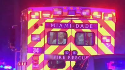 Identifican al policía de Miami-Dade que murió en accidente de tráfico
