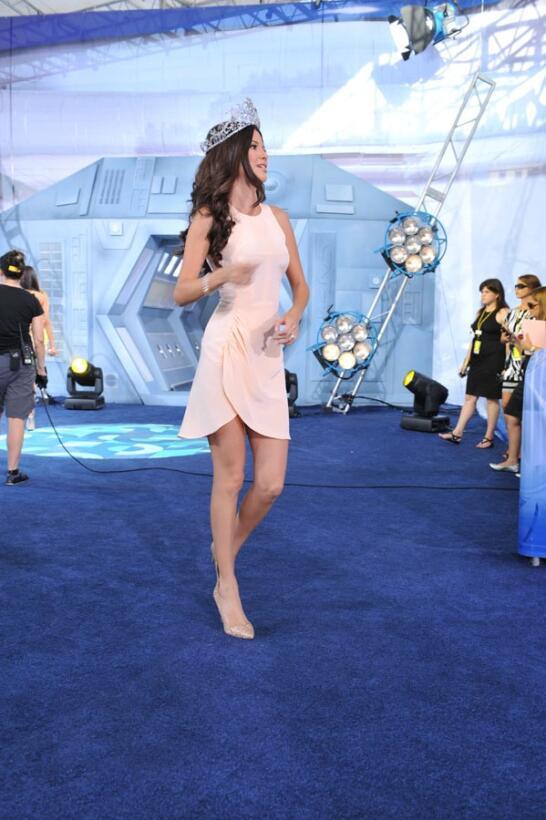 Ana Patricia en Premios Juventud.