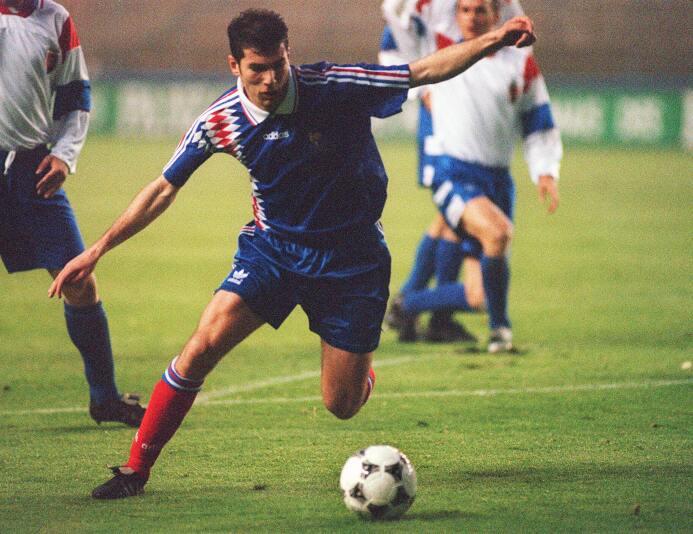Enhorabuena, Míster Merengue Zinedine Zidane GettyImages-51161750.jpg